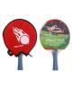 Ракетка для настольного тенниса Green, ОТ-19 в чехле 1382510