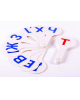 Касса-веер согласные буквы, облегченный С-11