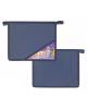 Папка для тетрадей А5 молния сверху с уголком 'Котенок с будильником' ПМ-А5-02