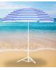 Зонт пляжный 2,40 см (115)