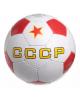 Мяч футбольный 2-слойный 22см 4 цв. арт.503