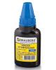 Штемпельная краска 45мл синяя на водной основе BRAUBERG 223595