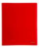 Папка 2 кольца 35мм Classic красная ЕК43018 Erich Krause
