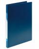 Папка 10 файлов синий пластик 500 мкм NP0145-10BE inФОРМАТ 1/30 (Россия)