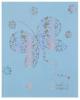 Дневник 1-11 кл. 'Серебристые бабочки' интегр. переплет 96стр. 46766