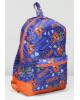 Рюкзак молодежный 30*11*44 см синий 1 отд. карман 2188059