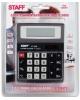 Калькулятор STAFF PLUS настольный STF-8008 8 разрядов двойное питание 113*87мм на блистере