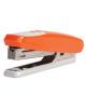Степлер Brauberg №10 на 12л. пласт. корпус оранжевый 226566