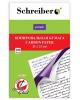 Бумага копировальная 100л А4 фиолетовая Schreiber S 280
