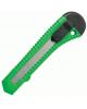 Нож канцелярский 18 мм с фиксатором Staff 230485