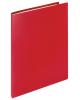 Папка 10 файлов красная STAFF 225690