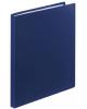 Папка 20 файлов синяя Staff 0,5мм 225695