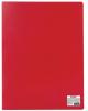 Папка 30 файлов Staff красная 225698