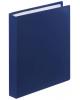 Папка 60 ф. синяя Staff 0,5мм 225704