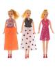 Кукла 'Зарина' в платье, МИКС 1439584