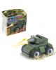 Конструктор Армия 'Мини танк', 37 деталей 1517587