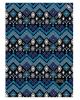 Тетрадь 120л кл А5 'Синий орнамент' ПБЛ1204388
