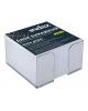Блок бумажный белый в пласт. подставке 9*95см. 80гр. I9906/R