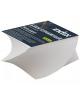 Блок бумажный белый спираль 8*8*4см 80гр. IPC884S