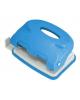 Дырокол 15л COLOURPLAY пластик. корпус неоновый голубой IC115/BU