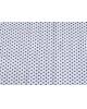 Бумага крепиров 50*200см Koh-I-Noor белая с фиолетовыми кружками 9755/56