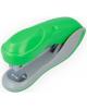 Степлер №24/6 на 20л. пластиковый корпус неон зеленый  COLOURPLAY ICS600/GN