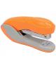Степлер №24/6 на 20л. пластиковый корпус неон оранжевый COLOURPLAY ICS600/OR