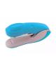Степлер №24/6 на 20л. пластиковый корпус неон синий COLOURPLAY ICS600/BU