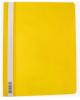 Скоросшив-ль пласт. А4  'Semi-Clear' Economy желтый 46112  1/20 Erich Krause