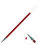 Стержень гел. красный 138мм МС-672  BASIR