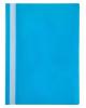 Папка-Скоросшиватель А4 100/120 мкм. голубая пластик AS4_04610