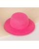 Шляпа для игрушек, размер 5 см, цвет розовый 3488138