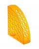 Лоток вертикальный ВЕГА тонированный оранжевый Манго ЛТ580