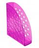 Лоток вертикальный ВЕГА тонированный фиолетовый Слива ЛТ579