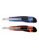 Нож канцелярский 9мм эргономичная форма ручки М-6305