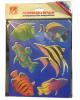 Трафарет 'Аквариумные рыбки' 10С 531-08