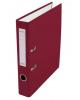 Папка-регистратор 50 мм. разбор. метал окантовка бордо с карман AF0601-BR Lamark