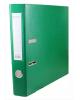 Папка-регистратор 50мм разбор. метал окантовка зеленый с карман AF0601-GN Lamark