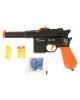 Пистолет М-16 стреляет тремя видами пуль микс 1975044