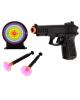 Пистолет Выстрел в цель с мишенью стреляет присосками 2624314
