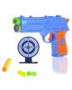 Пистолет 'Патрульный' с мишенью стреляет шариками и мягкими пульками 2952429