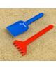 Песочный набор № 101 (совок, грабли) микс 3301611