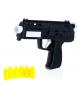 Пистолет Автомат 'Микро-Узи' стреляет силикон. пульками 4005180