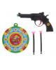 Пистолет 'Револьвер' с мишенью стреляет присосками 7318876