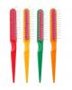 Расчёска массажная, с хвостиком, цвет МИКС 1317350