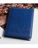 Обложка для автодокументов, цвет синий 'Вспенка' 2353115
