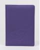 Обложка для автодокументов, цвет фиолетовый 'Вспенка матовая' 4551549