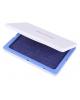 Штемпельная подушка Berlingo, 100*800мм, синяя, пластик KDp_81002
